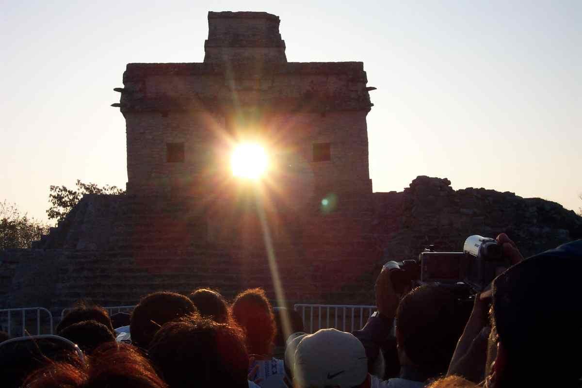 Descubre el secreto del equinoccio de primavera en Chichen Itza (Yucatán, México)