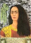 Frida Autorretrato