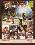Guelaguetza 2012, cartel oficial 2