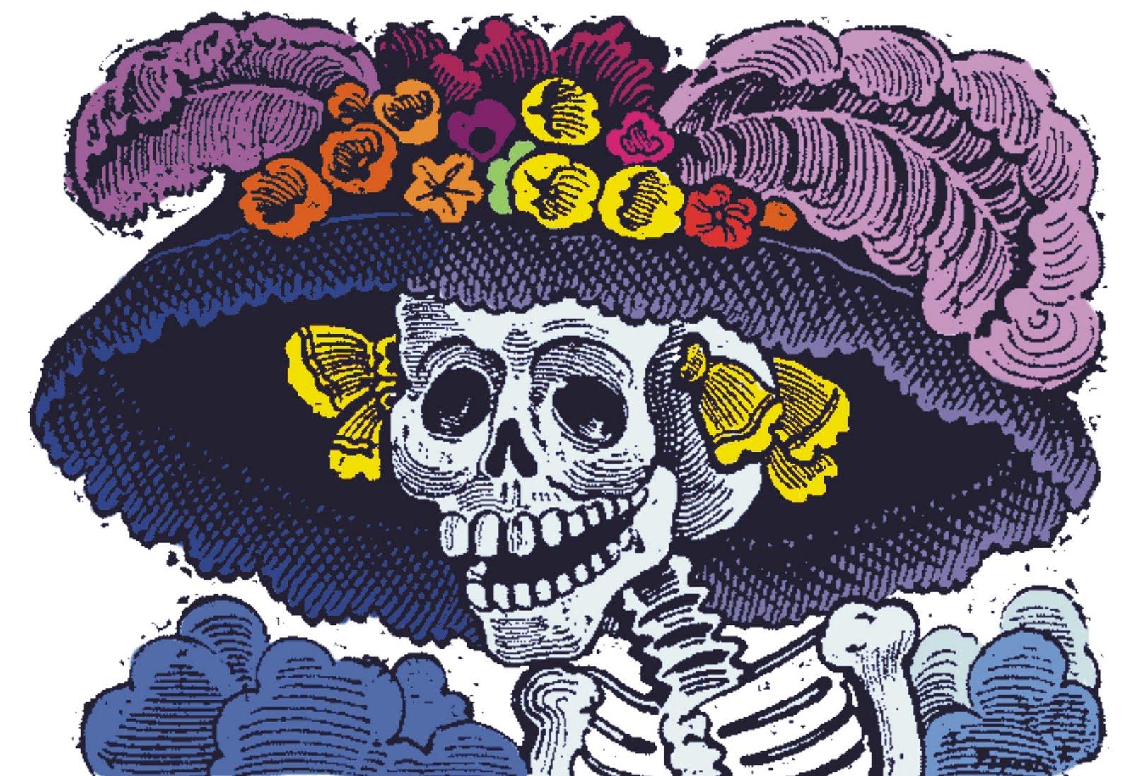 La Catrina Mexicana Revista La Miscelánea