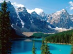Lago Moraine, Canada