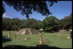 Parque arqueológico Ruinas de Copán, Honduras