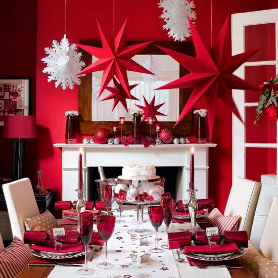 Trucos para decorar en navidad sin gastar mucho dinero revista la miscel nea - Como decorar peluqueria sin gastar ...