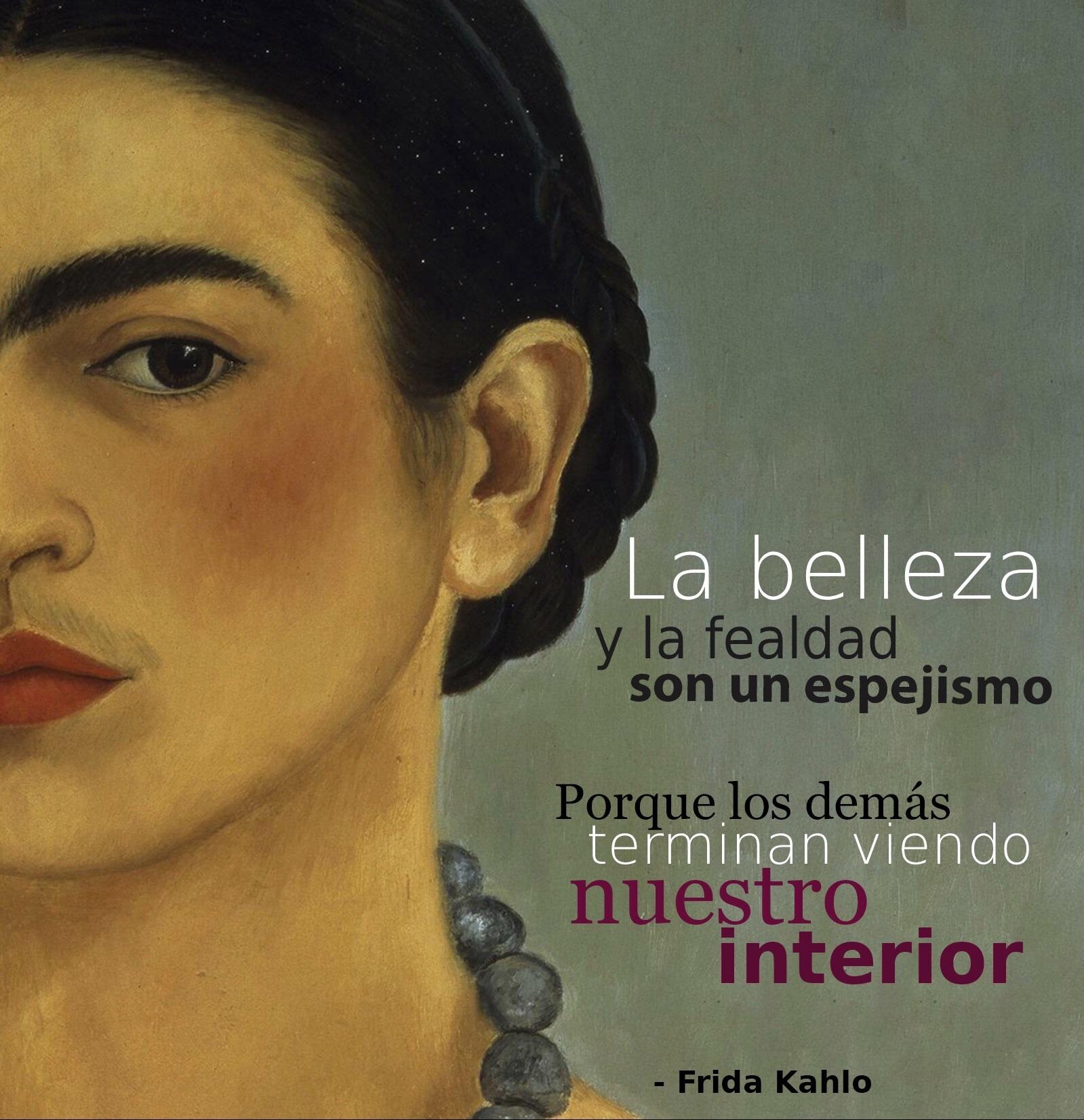 Las Frases De Frida Revista La Miscelánea