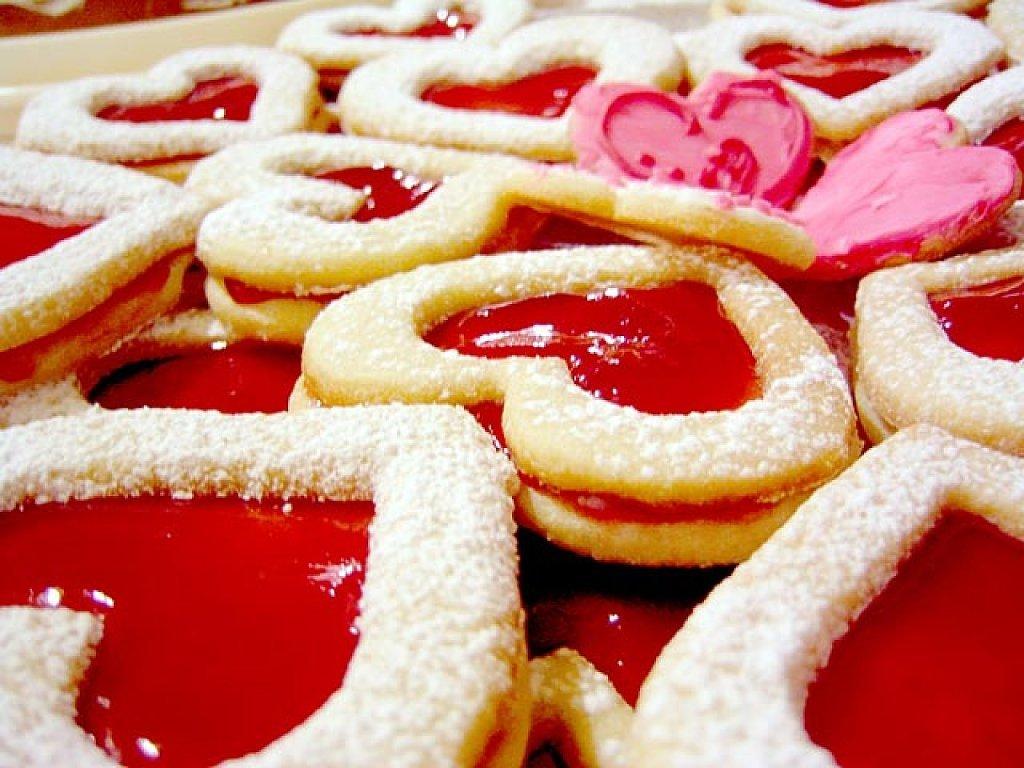Deliciosas recetas dulces y saladas para san valent n revista la miscel nea - Postre para san valentin ...